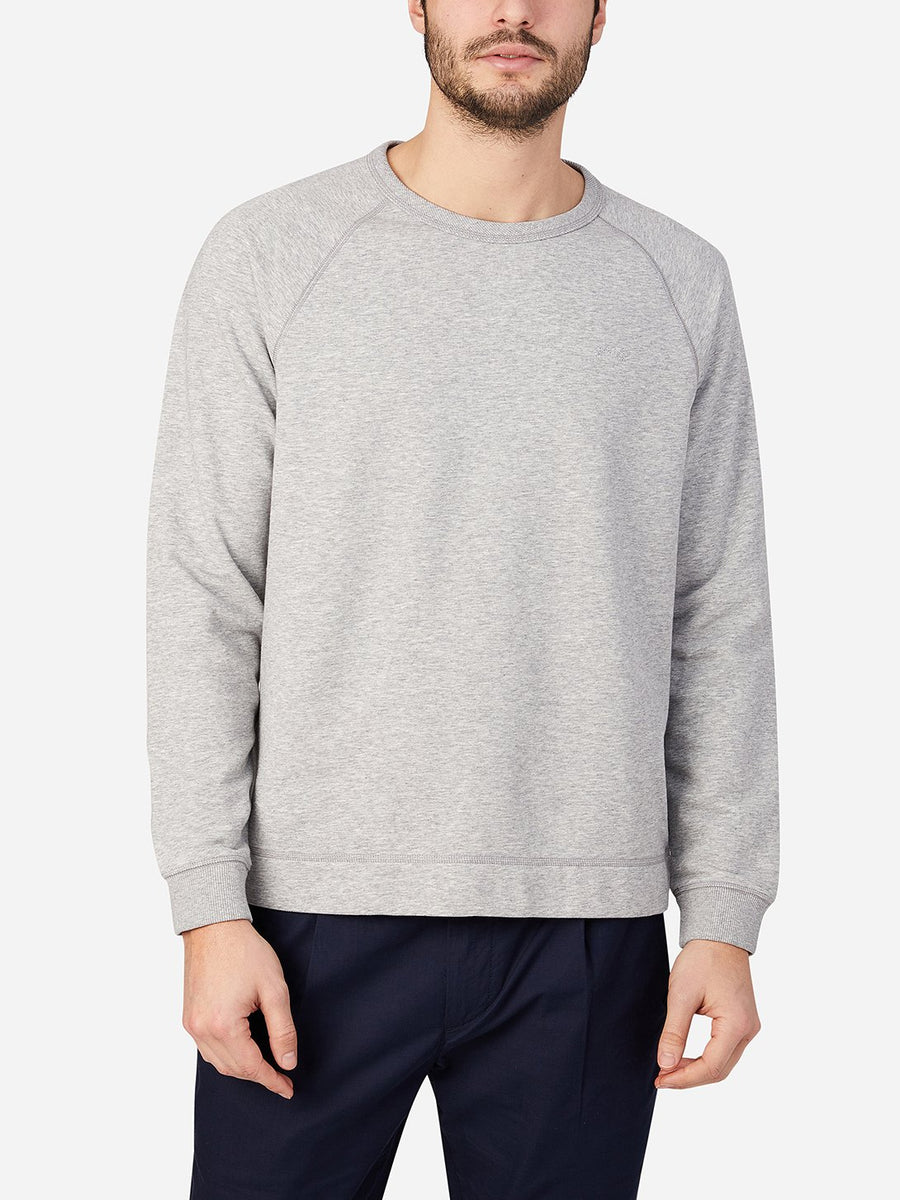 Deon Crew Sweatshirt - Grey