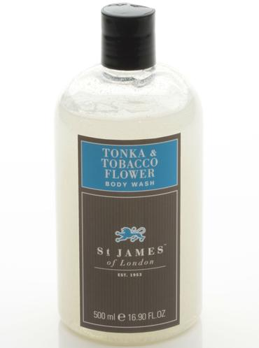 Tonka & Tobacco Flower - Body Wash