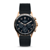 Racing Chrono RG - Black Dial - Black Rubber
