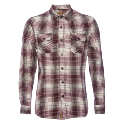 Truman Outdoor Shirt - Oversized Ombre Plaid