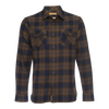 Truman Outdoor Shirt - Gold Plaid