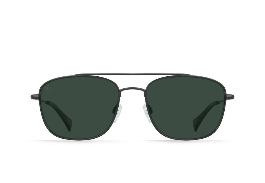 Barolo - Satin Black & Matte Brindle_Green Polarized