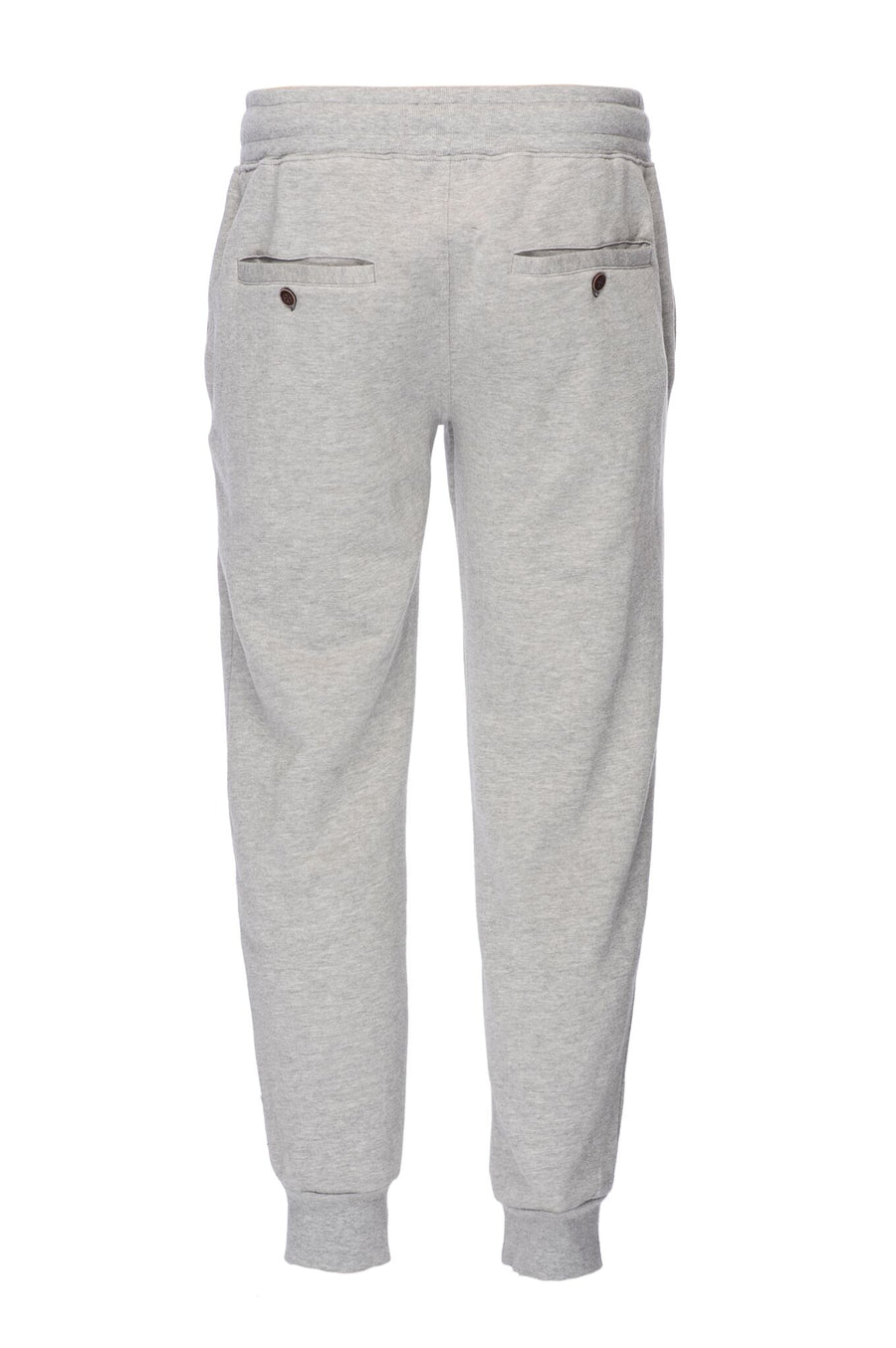 Robinson Burnout Jogger - Heather Gray