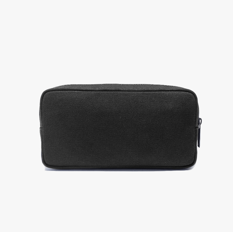 The Hideaway Slim Travel Organizer - Black