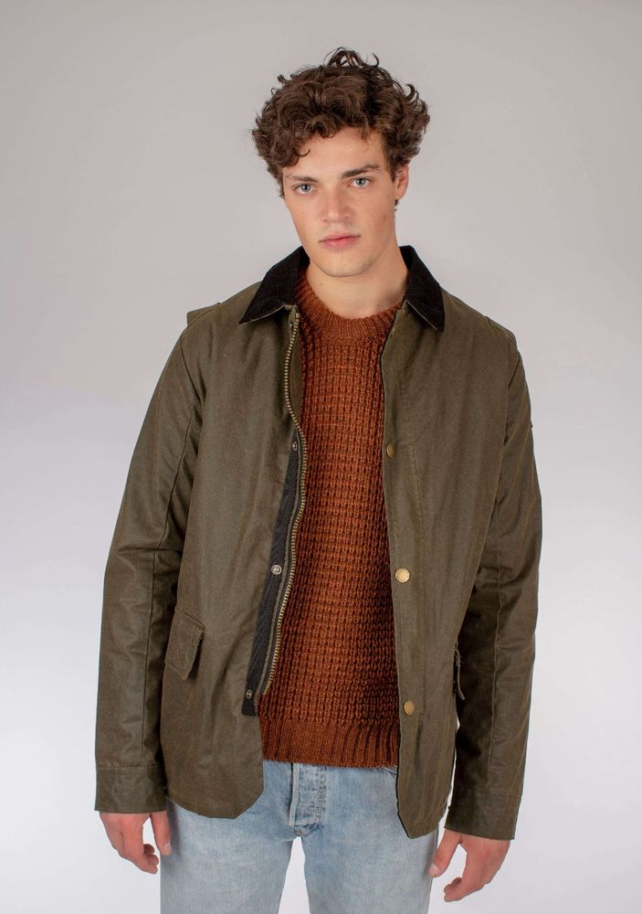 Boarder Jacket - Olive