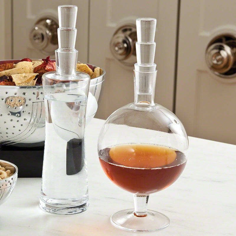 Ollie Glass Decanter