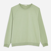 Deon Crew Sweatshirt - Seagrass Green