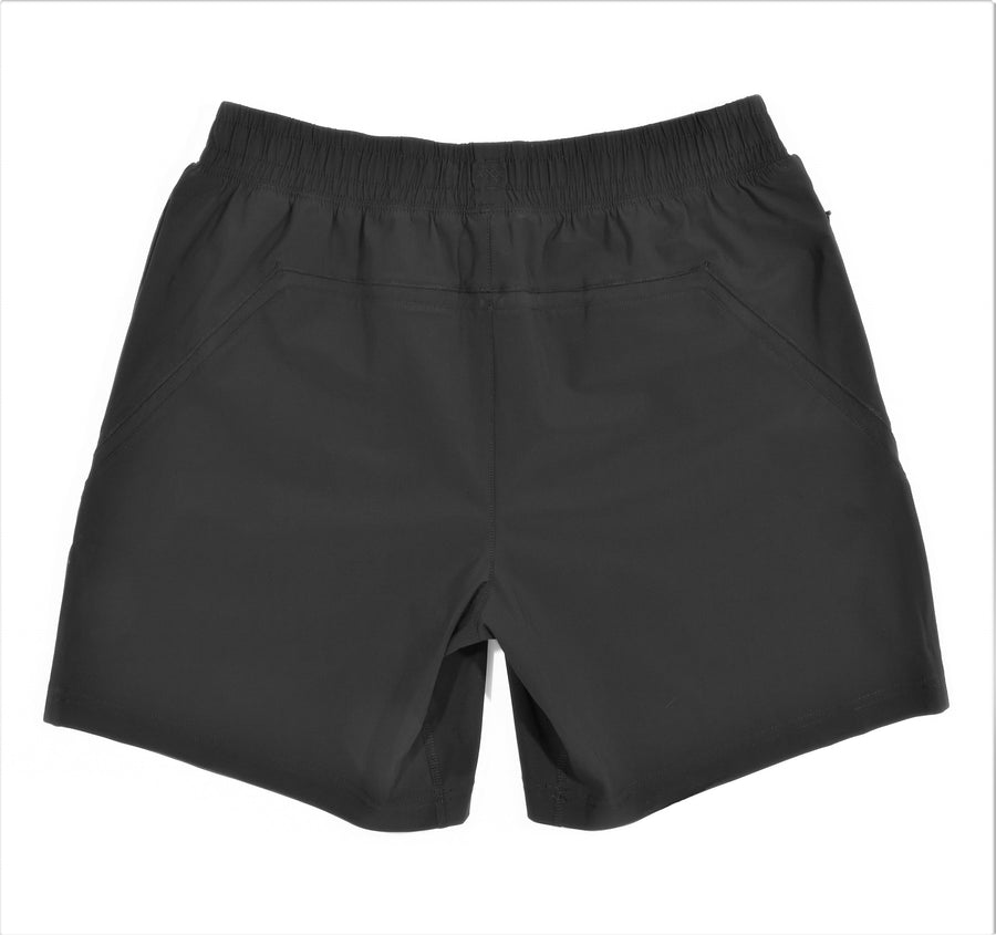 "7"" Versatility Short Unlined - Black"