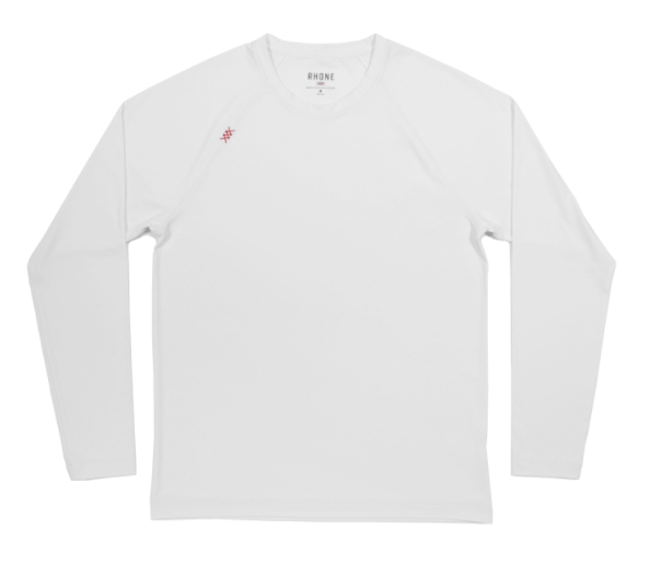 Reign Long Sleeve - Bright White