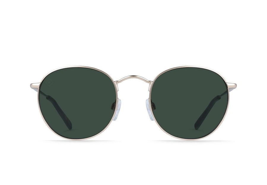 Benson - Japanese Gold & Brindle Tortoise_Green Polarized