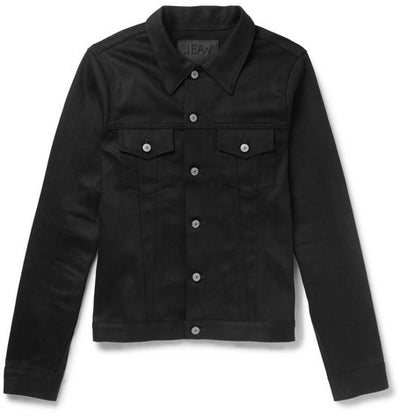 Wayne Jean Jacket -3D Black