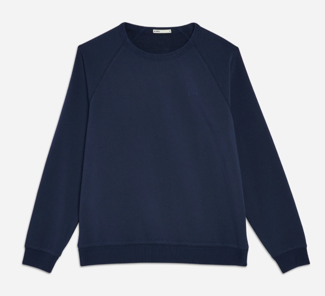 Deon Crew Sweatshirt - Dark Navy