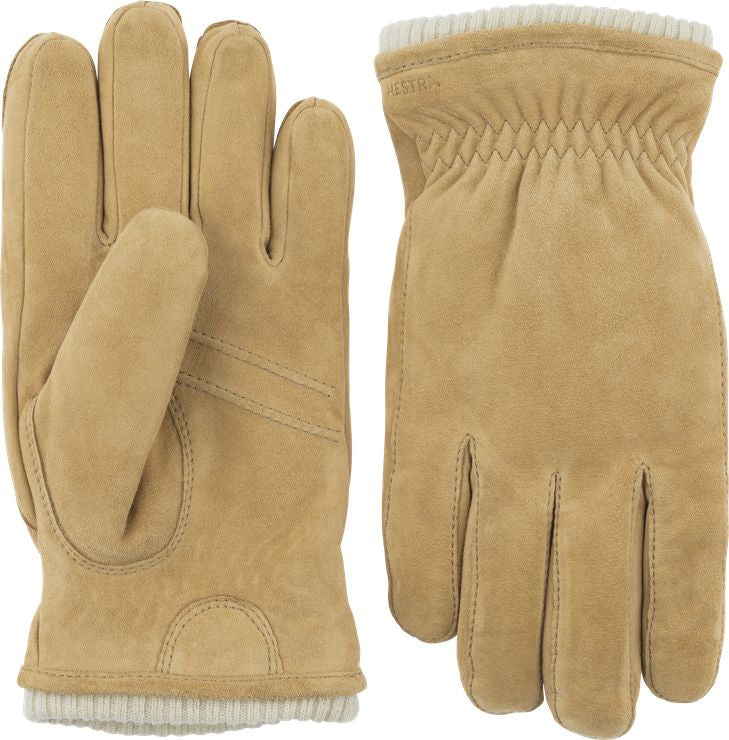 Nathan Suede Glove - Camel