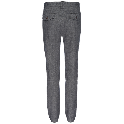 J.P. Stretch Military Pant - Gray
