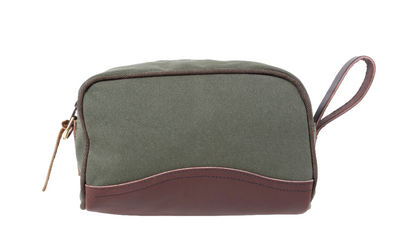 Sportsman's Toiletry Kit Bag - Khaki