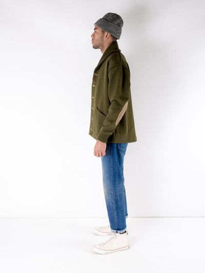 Shawl Sweater Coat 2.0 - Loden