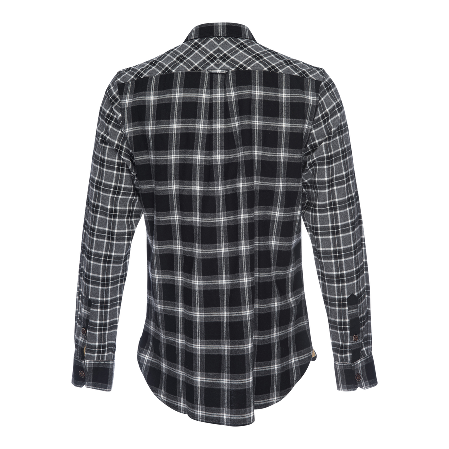 Truman Outdoor Shirt in Block Plaid