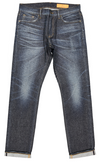JIM - Slim Fit Jean - Mulberry