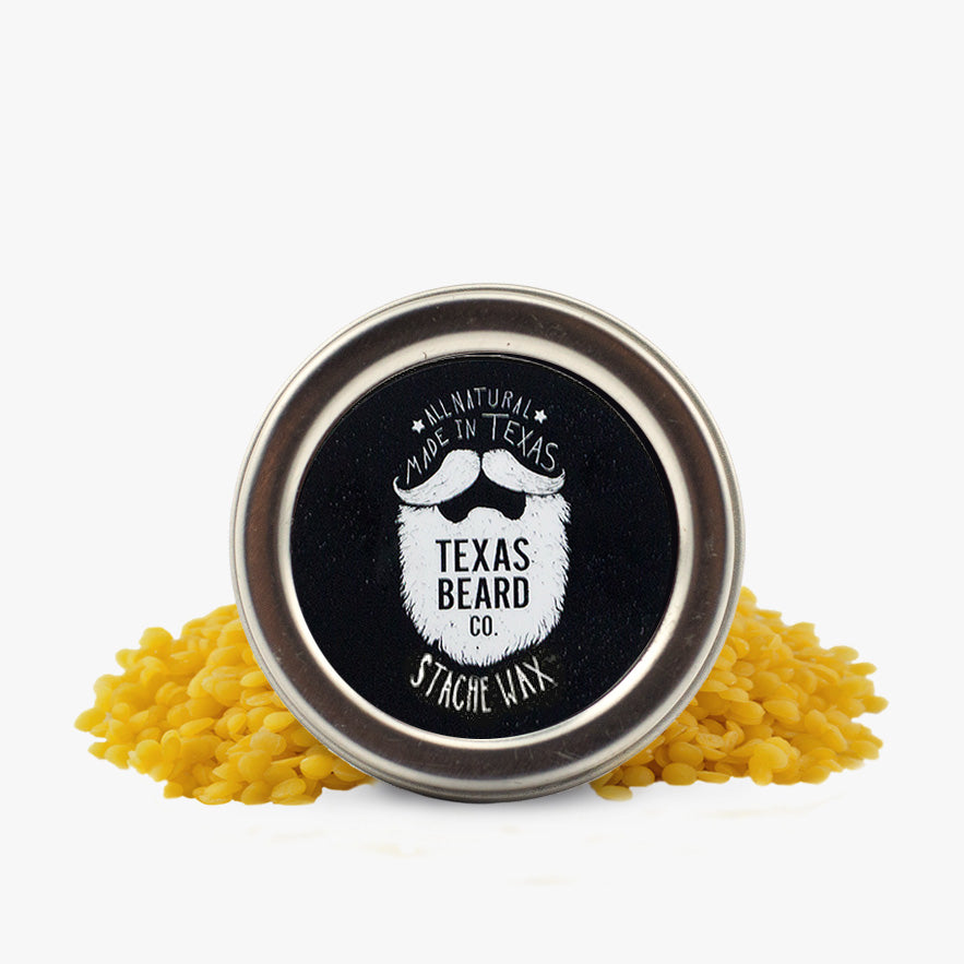 Mustache Wax by Texas Beard Co.