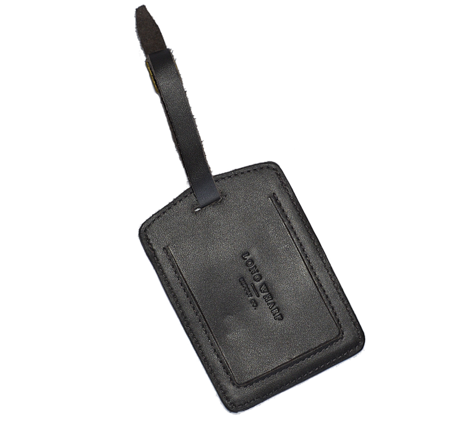 York Travel Tag - Grey