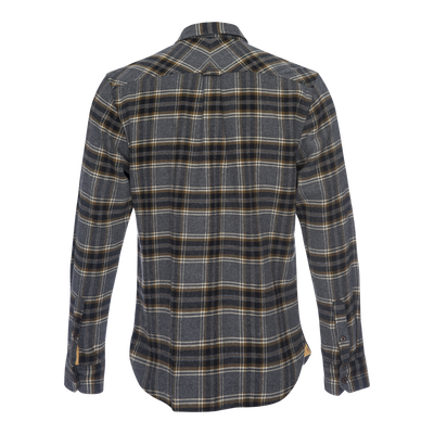 Truman Outdoor Shirt - Grey Plaid