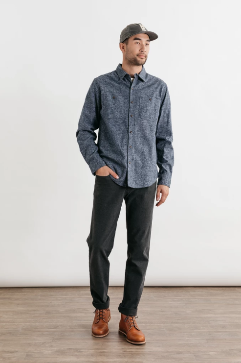 Winslow - Navy Heather
