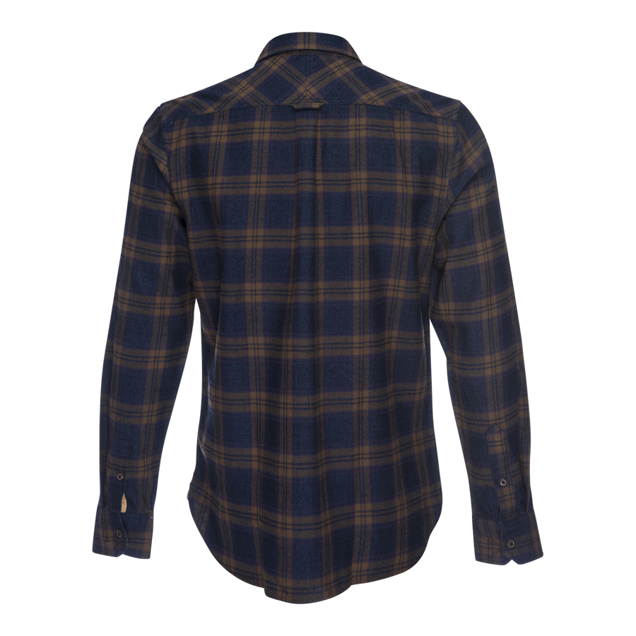 Truman Outdoor Shirt - Purple Plaid