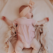 Load image into Gallery viewer, The Florence Romper ~ Pale Blush