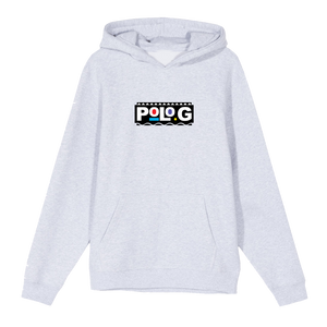 Polo G Martin & Gina Hoodie in Grey