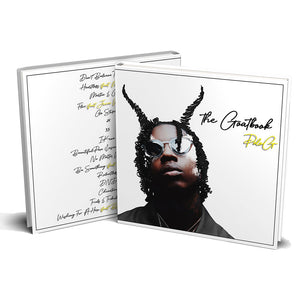 "*SIGNED* Official ""THE GOAT"" Lyric Book by Polo G"