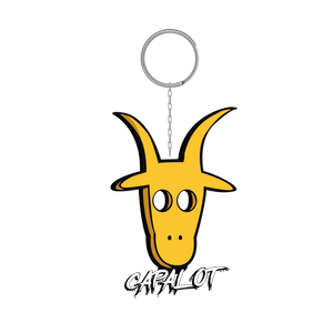 The Goat Keychain