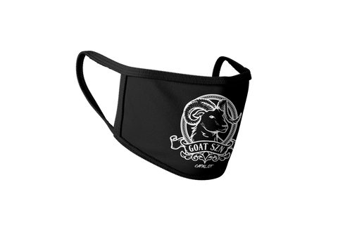 Dyin Breed Face Mask Black