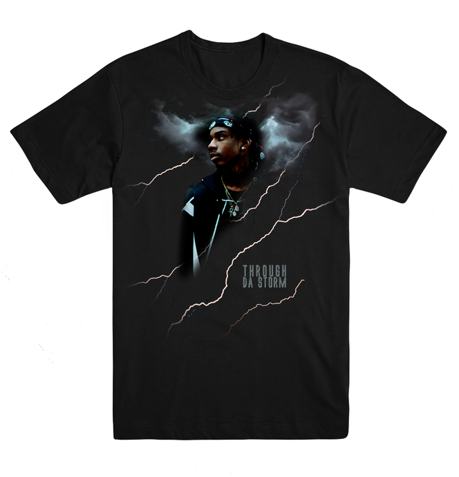 Through Da Storm (Black)