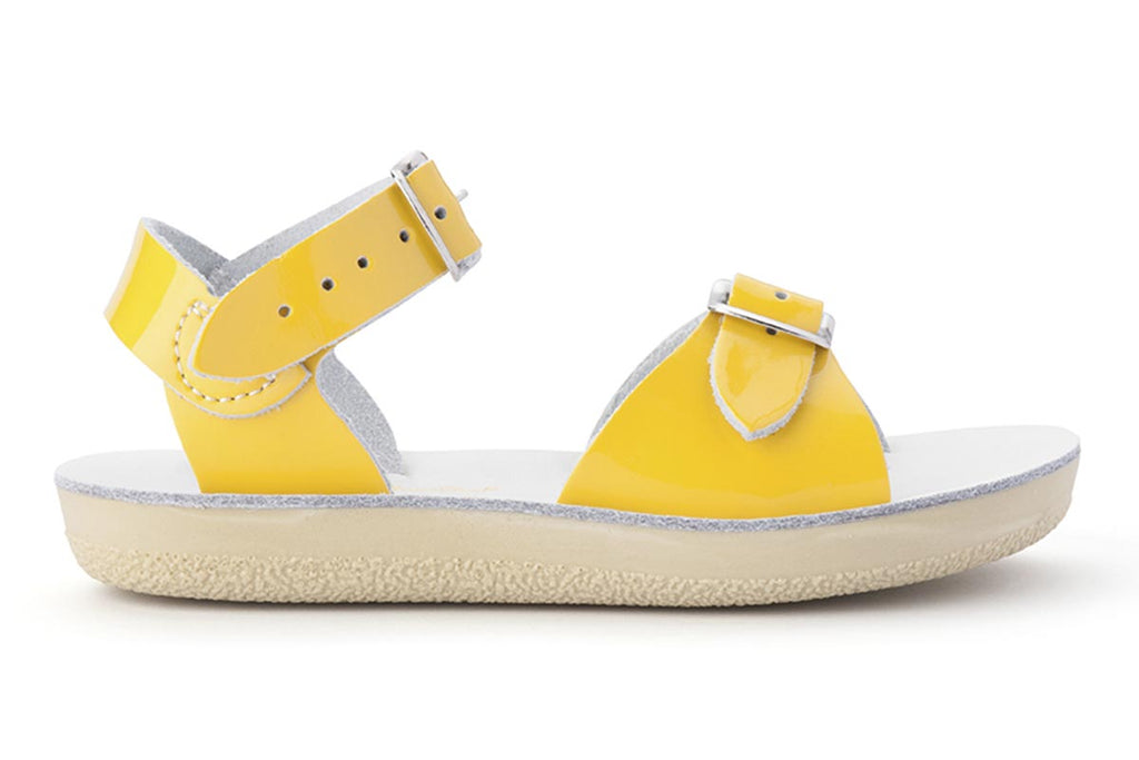 Sun-San Surfer Shiny Yellow - Kids Kicks Pty Ltd