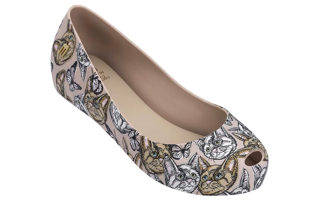 Mel Ultragirl Cats Sand - Kids Kicks Pty Ltd