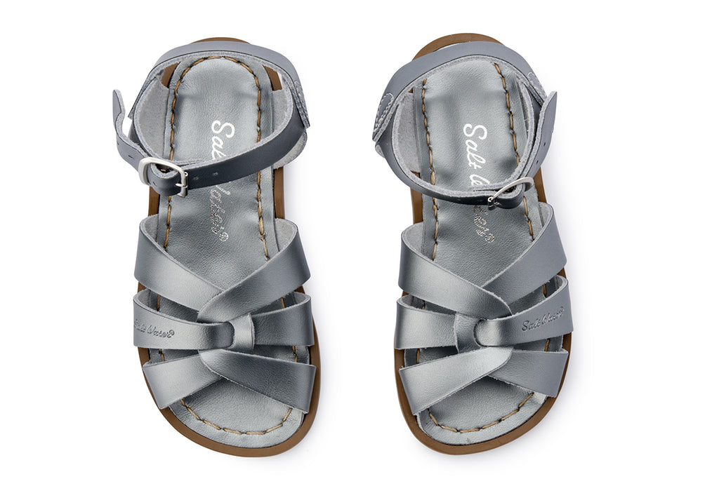 Salt Water Original Pewter - Kids Kicks Pty Ltd