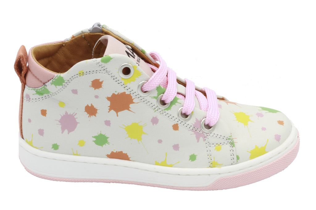 MAA High Tops Paint Velvet - Kids Kicks Pty Ltd