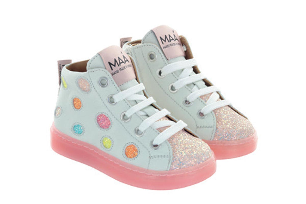 MAA High Tops Bubble - Kids Kicks Pty Ltd