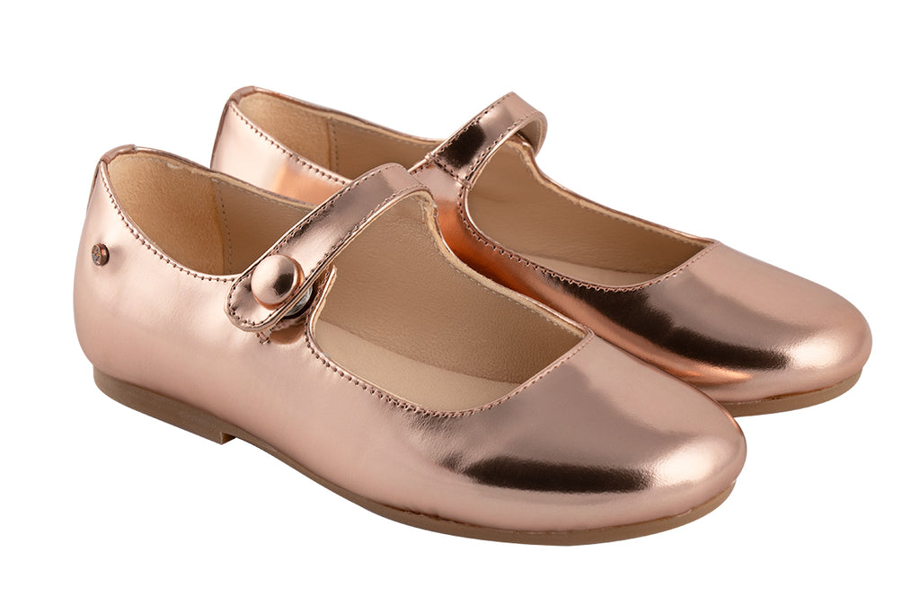 Manuela De Juan Mimi Mary Jane Copper - Kids Kicks Pty Ltd
