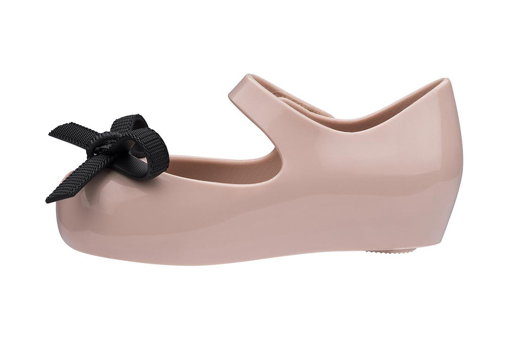 Mini Melissa Jason Wu Ultragirl II Dark Nude Gloss - Kids Kicks Pty Ltd