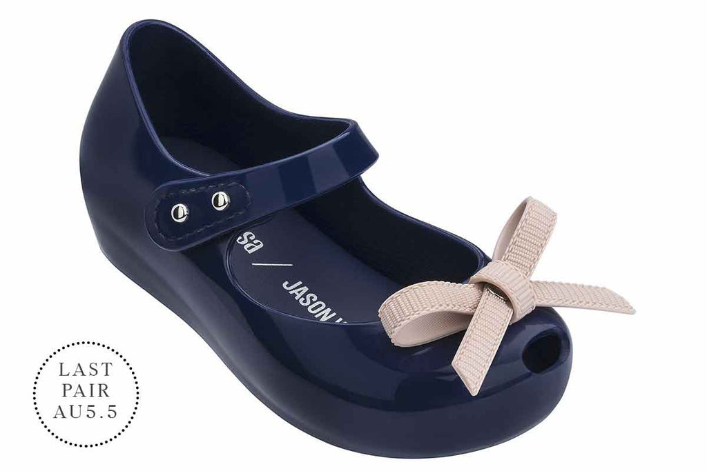 Mini Melissa Jason Wu Ultragirl II Navy Gloss