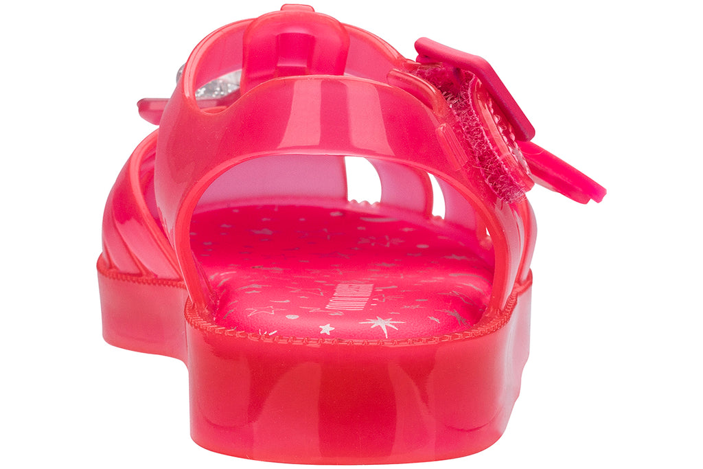 Mini Melissa Possession II Pink Translucent - Kids Kicks Pty Ltd