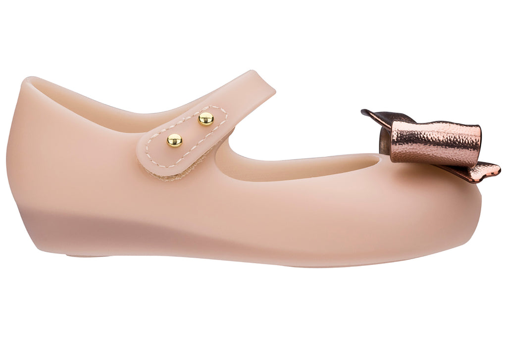 Mini Melissa Ultragirl Celebration Nude - Kids Kicks Pty Ltd