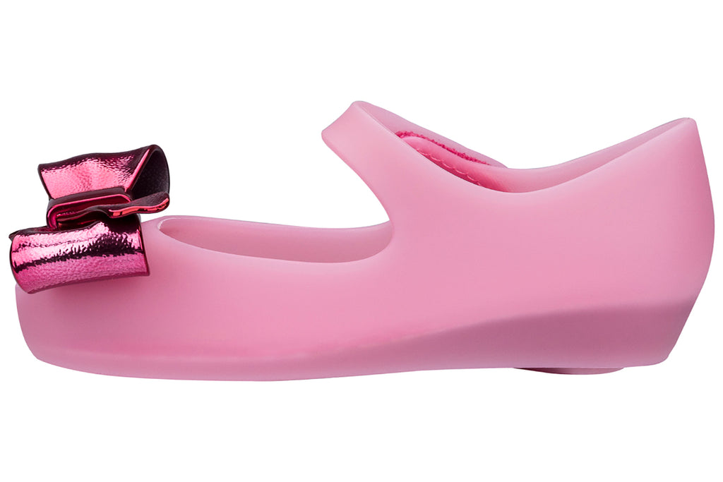 Mini Melissa Ultragirl Celebration Pink - Kids Kicks Pty Ltd