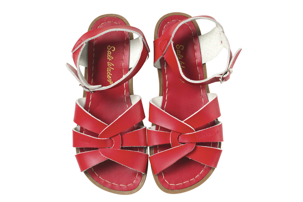 Salt Water Original Red - Kids Kicks Pty Ltd