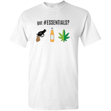 got #ESSENTIALS? color graphic, unisex t-shirt