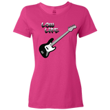 The Low Life T-Shirt for Electric Bass, Ladies Classic Style