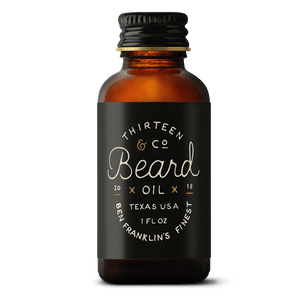 Ben Franklin's Finest Beard Oil
