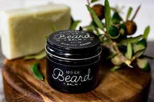 Monticello Woods Beard Balm