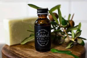 Monticello Woods Beard Oil